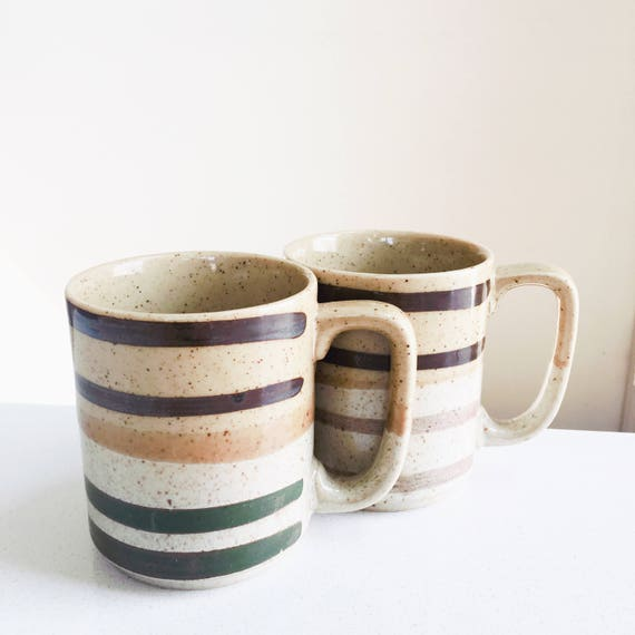 Made In JAPAN Vintage Coffee Mugs