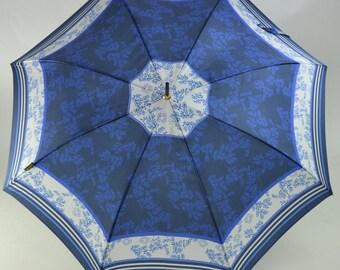 Parapluie Piganiol satin imprimé liberty printemps