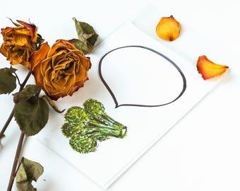 varcard #9: broccoli