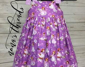 Disney's Sofia the First Dress