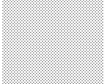 Happy Halloween Pin Dot - White by Patrick Lose