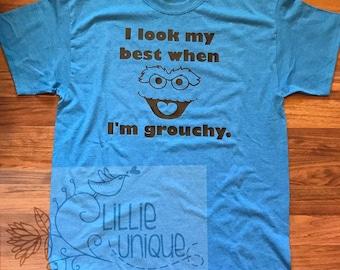 Oscar the Grouch shirt