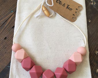 Teething Necklace / Nursing Necklace