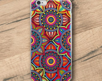 African Style No8, iPhone Case