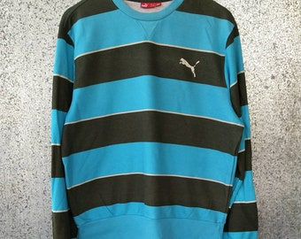 Puma stripes Sweatshirt jumper