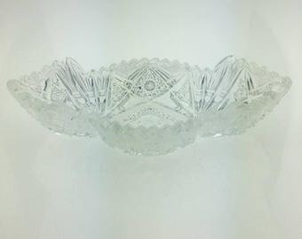 Imperial glass by NuCut circa1915
