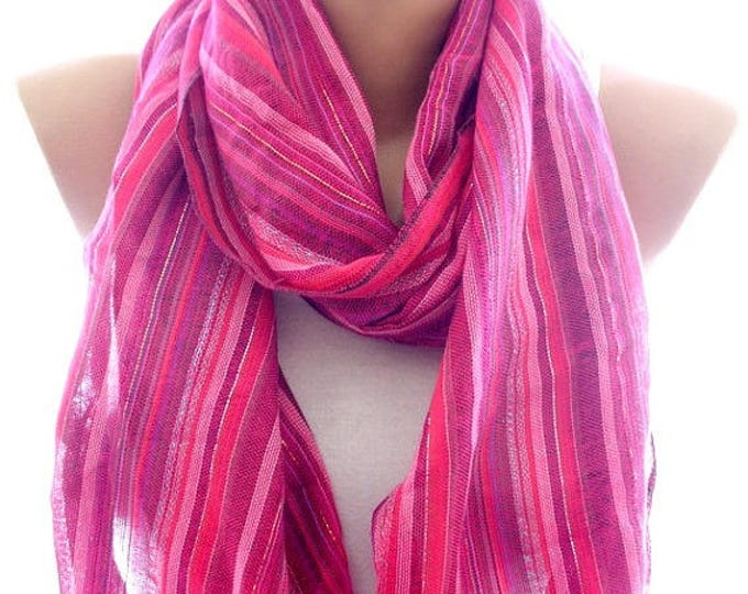 Traditional scarf, scarves for women, cozy scarf, trendy scarf