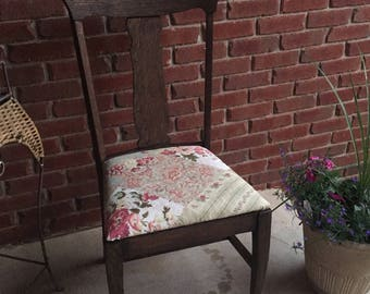 Rustic Country Accent Chair