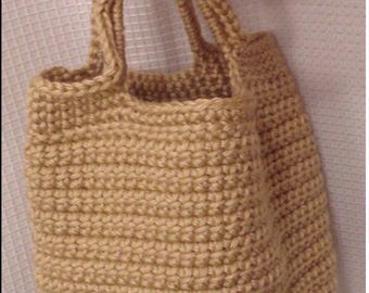 crochet handbag, crochet purse, crochet bag, crochet tote, handbag, summer bag