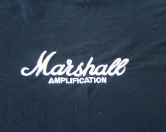 90's Marshall Amplification Embroidered Shirt