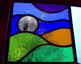 Deux jours teinté verre débutants - Introduction aux vitraux