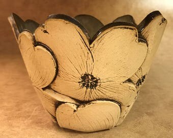 Small Dogwood Bowl 82