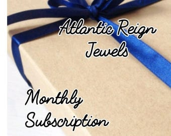 Atlantic Reign Jewels Monthly Subscription Box