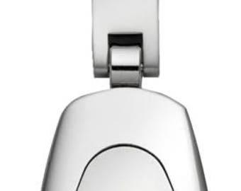 Ford Fiesta Keychain & Keyring - Teardrop