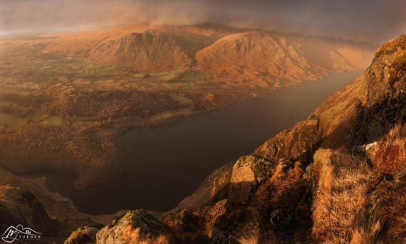 Wast Water from Whin Rigg [Photographic Print]