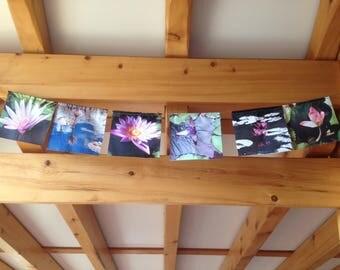Handmade Satin Prayer Flags