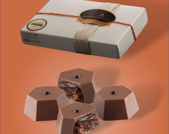 Classic Milk Chocolate Truffles, gourmet Chocolate gift, kosher chocolate gift, gourmet gift