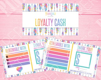 Loyalty Cash | Feathers | Customize