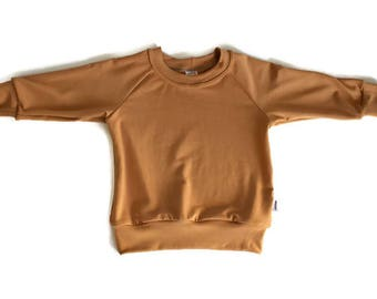 Bamboo pullover- 4 colour options