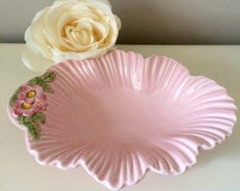 Sylvac Soap Dish, Vintage Soap Dish, Sylvac Trinket Dish, Soap Dish, Vintage Bathroom, Vintage Trinket Dish, English China, Sylvac China