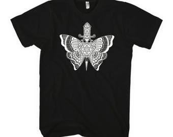 Dagger Moth T-shirt