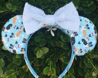 Mickey Hats Corgi Mouse Ears