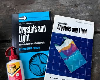 Bell System Science Experiment Number 4. Crystals and Light