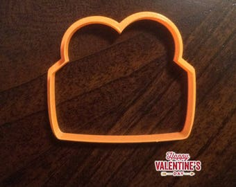 Envelope Heart Cookie Cutter