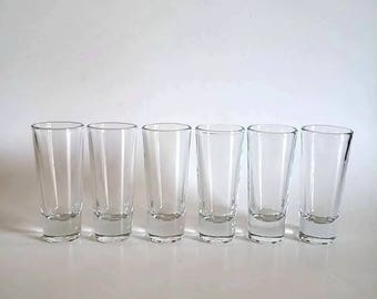 Vintage Tequila Shooters