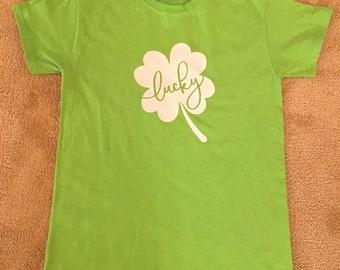 Lucky Clover Shirt