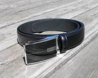 leather belt, leather belt for men, men black leather belt, classic belt, suit leather belt, waist belt, jeans black belt, men's belt