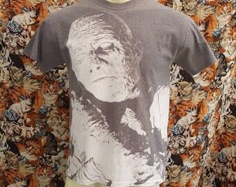The Mummy Universal Monster Shirt Size Medium Double Sided Print