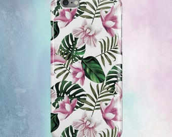Floral iPhone 5C Case for Samsung Galaxy S4 Case iPhone 6s Plus Case for Samsung Galaxy Note 7 Case iPhone 5 Case iPhone 6 Case iPhone 7