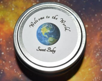 Wholesale 48 - 2oz Soy Tin Candles,Wedding Favors, Shower Favors, Bulk Candles, Stocking Stuffers, Party Favors, Hand Poured Soy Candles