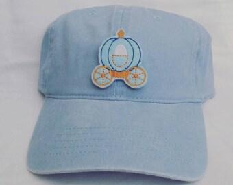 Pumpkin Carriage Hat