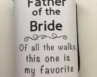Father of the Bride Socks - I Loved Her First
