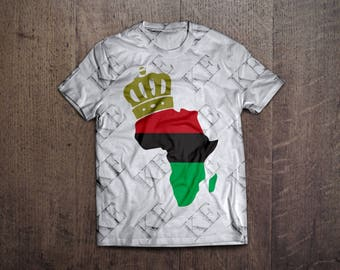 African Crown T-Shirt