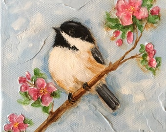 Chickadee (Fat Little Bird)