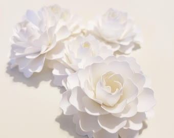 """1"""" Loose Paper Flowers (50ct) 