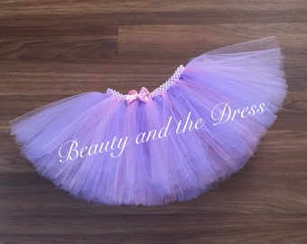 Easter tutu, pink tutu, purple tutu, pastel tutu, doc mcstuffins tutu, holiday tutu, infant tutu, girls tutu, toddler tutu
