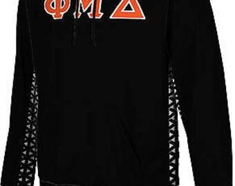 ProSphere Men's Phi Mu Delta Geometric Pullover Hoodie ()