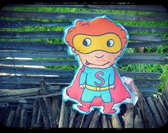 "Doudou ""Stan le super héros !!"""