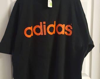 Vintage Adidas T-shirt.