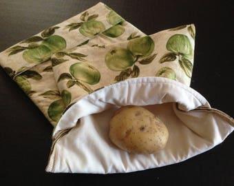 Microwaveable Potatobags