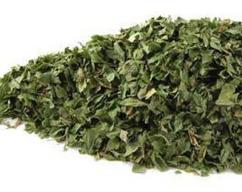 Parsley (Petroselinum crispum) LeafOrganic Kosher Herb 1g-2kilos