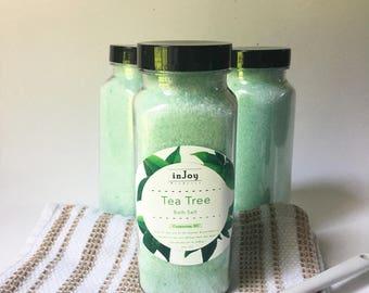 Tea Tree Aromatherapy Bath Salt