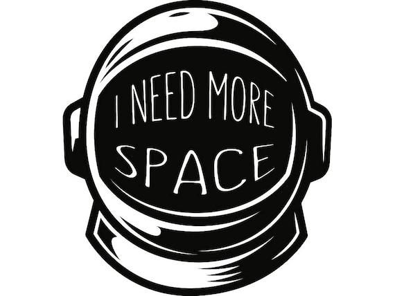 Space Logo 9 Planet Moon Star Astronaut Shuttle Nasa Space