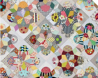 I'm A Farmers Daughter W/Templates - JKD 5446 - Jen Kingwell Designs - pattern and templates