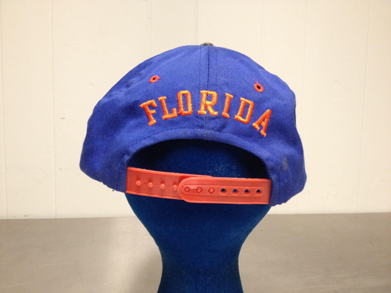 Vintage 90 s University of Florida Gators Big Logo Spell Out Snap