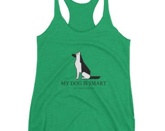 If My Dog Doesn't Like You Tank Top